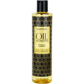 Matrix Oil Wonders Micro-Oil Shampoo For Shine And Softness Of Hair  300 ml