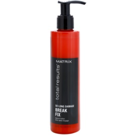 Matrix Total Results So Long Damage cuidado de pele regenerador sem enxaguar com ceramides  200 ml