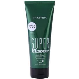 Matrix Style Link Play żel do włosów strong  200 ml