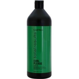 Matrix Total Results Curl Please szampon do włosów kręconych  1000 ml