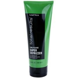 Matrix Total Results Curl Please Stylinggel für unnachgiebige und strapaziertes Haar  200 ml