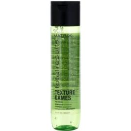 Matrix Total Results Texture Games Styling-Shampoo mit Polymeren  300 ml