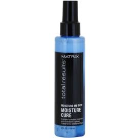Matrix Total Results Moisture Me Rich spray sin aclarado para cabello seco  150 ml