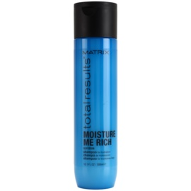 Matrix Total Results Moisture Me Rich vlažilni šampon z glicerinom  300 ml