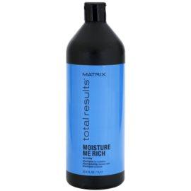 Matrix Total Results Moisture Me Rich vlažilni šampon z glicerinom  1000 ml