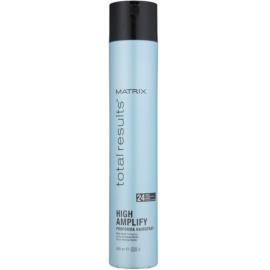 Matrix Total Results Amplify lak na vlasy extra silné spevnenie  400 ml