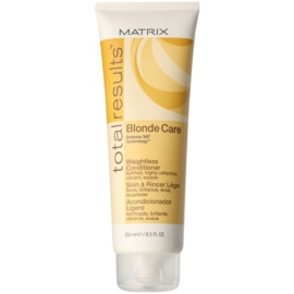 Matrix Total Results Blonde Care kondicionér pro blond vlasy  250 ml