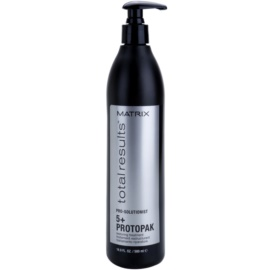 Matrix Total Results Pro Solutionist trattamento rigenerante per capelli rovinati, trattati chimicamente  500 ml