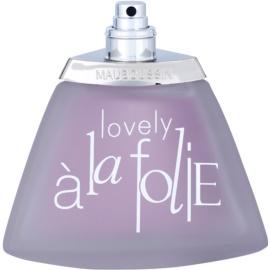 Mauboussin Lovely A la Folie eau de parfum teszter nőknek 100 ml