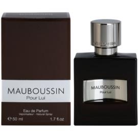 Mauboussin Pour Lui Eau de Parfum für Herren 50 ml