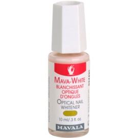 Mavala Mava-White lak za beljenje nohtov  10 ml