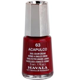 Mavala Minicolor esmalte de uñas tono 63 Acapulco 5 ml