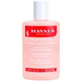 Mavala Nail Care körömlakklemosó aceton nélkül  100 ml
