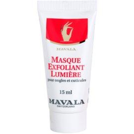 Mavala Nail Care masca iluminatoare unghii si cuticule  15 ml