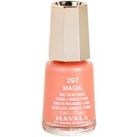 Mavala Spring Romance verniz de longa duração tom 297 Magic  5 ml
