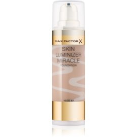 Max Factor Skin Luminizer Miracle posvetlitvena podlaga odtenek 47 Nude 30 ml