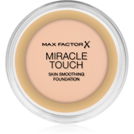 Max Factor Miracle Touch Foundation for All Skin Types Shade 45 Warm Almond  11,5 g