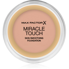 Max Factor Miracle Touch make-up pre všetky typy pleti odtieň 55 Blushing Beige  11,5 g