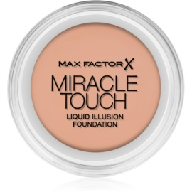 Max Factor Miracle Touch make-up pre všetky typy pleti odtieň 65 Rose Beige  11,5 g