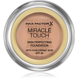Max Factor Miracle Touch make-up pre všetky typy pleti odtieň 80 Bronze  11,5 g