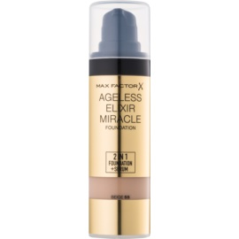 Max Factor Ageless Elixir make-up odstín 55 Beige SPF 15  30 ml