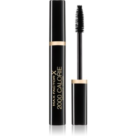 Max Factor 2000 Calorie Mascara voor Volume  Tint  01 Black  9 ml