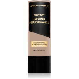 Max Factor Lasting Performance fond de teint liquide longue tenue teinte 108 Honey Beige 35 ml