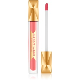 Max Factor Honey Lacquer lakier do ust odcień Indulgent Coral