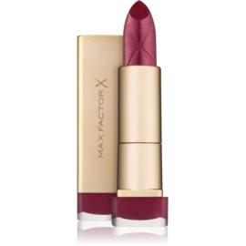 Max Factor Colour Elixir hydratačný rúž odtieň 685 Mulberry 4,8 g
