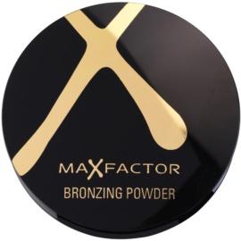 Max Factor Bronzing Powder bronzující pudr odstín 01 Golden  21 g