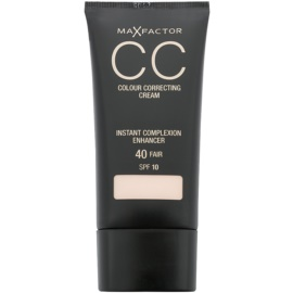Max Factor Colour Correcting Cream CC krema odtenek 40 Fair 30 ml