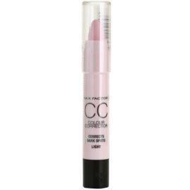 Max Factor CC Colour Corrector korektor przeciw niedoskonałościom skóry odcień 05 Pink Balancer  3,3 g