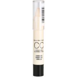 Max Factor CC Colour Corrector korektor przeciw niedoskonałościom skóry odcień 06 Yellow Revitaliser  3,3 g