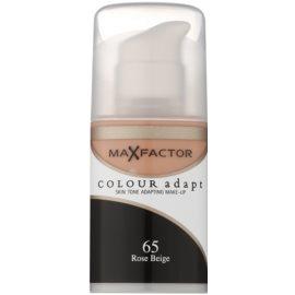 Max Factor Colour Adapt tekoči puder odtenek 65 Rose Beige 34 ml