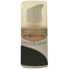 Max Factor Colour Adapt tekutý make-up odstín 45 Warm Almond 34 ml