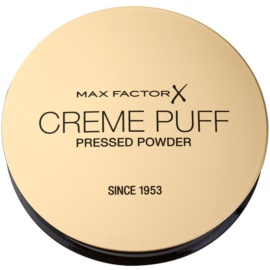 Max Factor Creme Puff pó para todos os tipos de pele tom 50 Natural  21 g