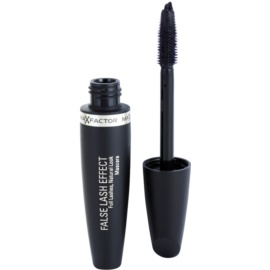 Max Factor False Lash Effect Mascara  voor Volume en Gescheiden Wimpers  Tint  01 Black 13,1 ml