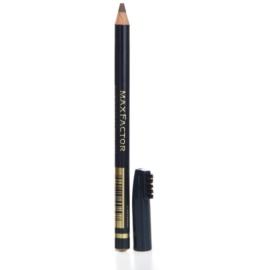 Max Factor Eyebrow Pencil tužka na obočí odstín 1 Ebony 1,4 g