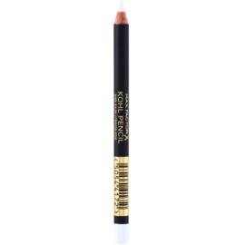 Max Factor Kohl Pencil svinčnik za oči odtenek 010 White 1,3 g