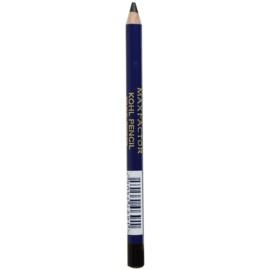 Max Factor Kohl Pencil tužka na oči odstín 020 Black 1,3 g