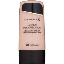 Max Factor Lasting Performance fond de teint liquide longue tenue teinte 035 Pearl Beige 35 ml