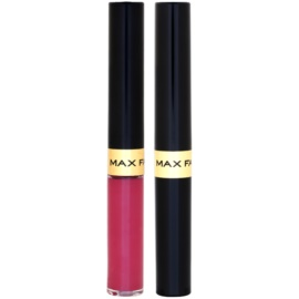 Max Factor Lipfinity dlhotrvajúci rúž s balzamom odtieň 040 Vivacious 2 Ks