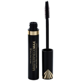 Max Factor Masterpiece Max máscara de alongamento e para dar volume tom Black 7,2 ml