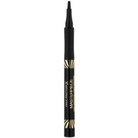 Max Factor Masterpiece eyeliner culoare 10 Chocolate  1 ml