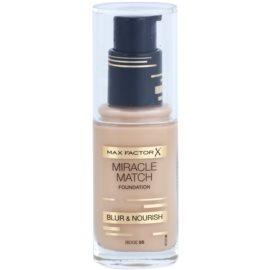 Max Factor Miracle Match Flüssiges Make Up mit feuchtigkeitsspendender Wirkung Farbton 55 Beige 30 ml