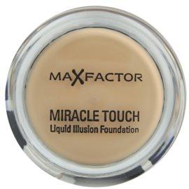 Max Factor Miracle Touch make-up для всіх типів шкіри відтінок 40 Creamy Ivory  11,5 гр