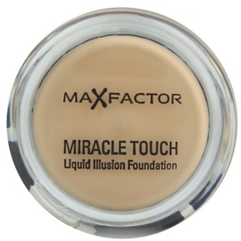 Max Factor Miracle Touch Foundation For All Types Of Skin Color 45 Warm Almond  11,5 g