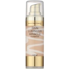 Max Factor Skin Luminizer rozjasňující make-up odstín 47 Nude 30 ml