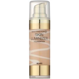Max Factor Skin Luminizer rozjasňující make-up odstín 60 Sand 30 ml