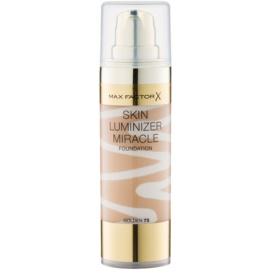 Max Factor Skin Luminizer make-up pentru luminozitate culoare 75 Golden 30 ml